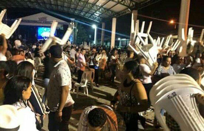 Fiesta Candestina Valledupar