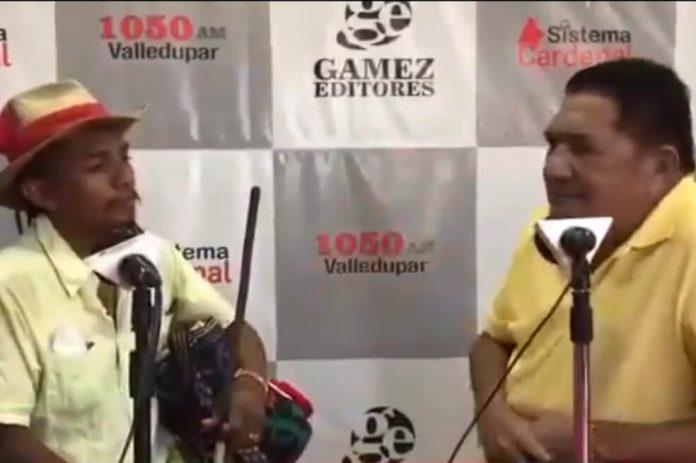 Fabio Zuleta Indio Wayuu