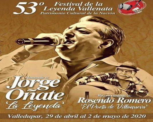 Festival Vallenato 2020