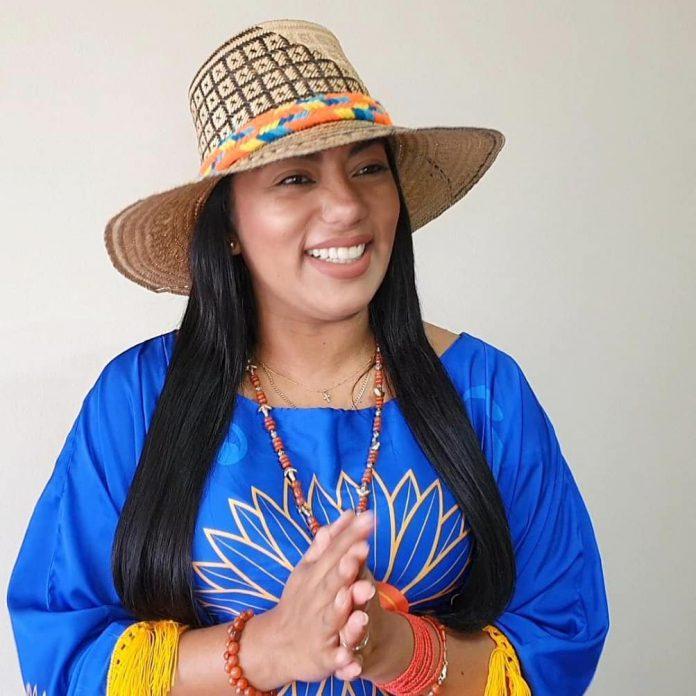 La Mujer Wayuu NO se vende - Martha Peralta Epiayuu
