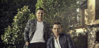 Sergio Luis y Jorge Celedón